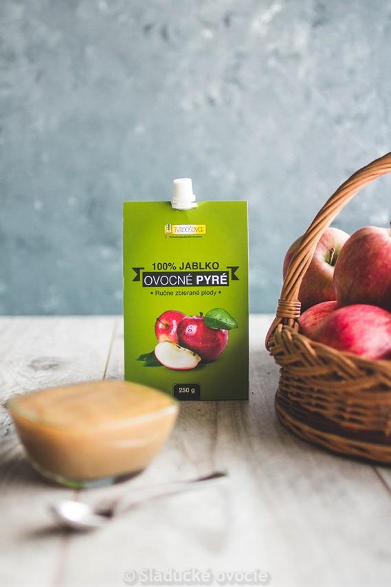 100 % Jablkové pyré 250 g