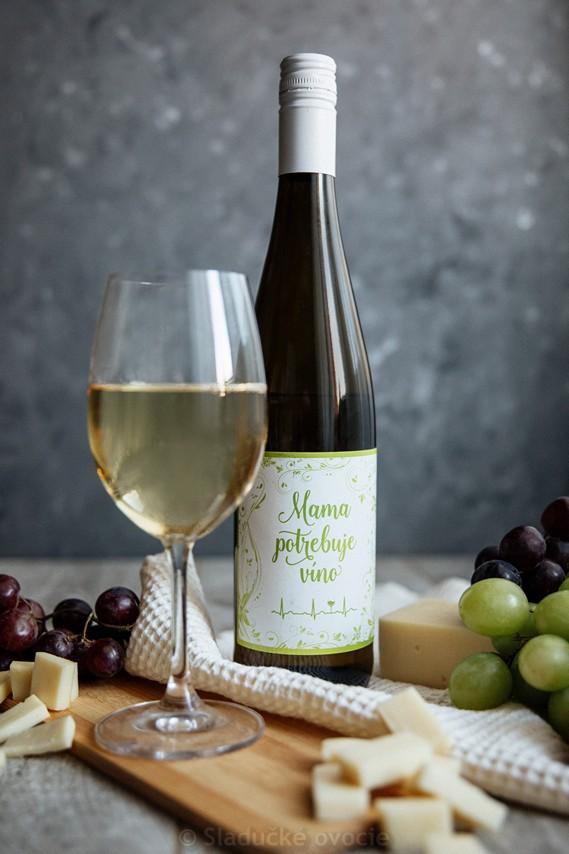 Iršai Oliver - víno biele polosuché 0.75 l