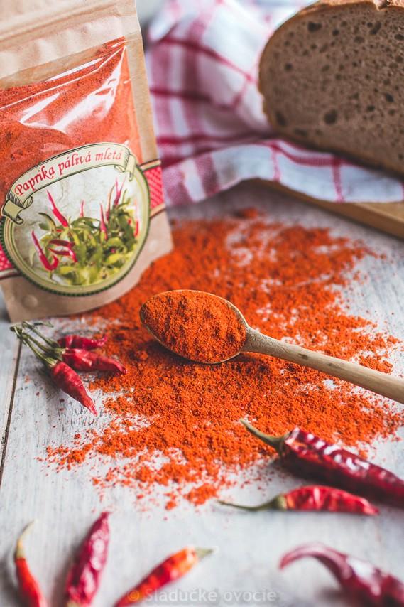 Paprika pálivá mletá 100 g