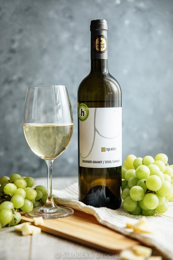 Silvaner Granit - akostné víno biele suché 0.75 l