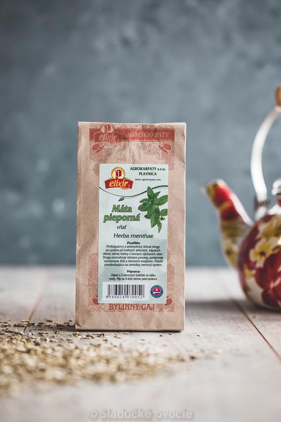 Sypaný čaj - Mäta pieporná - vňať 30 g