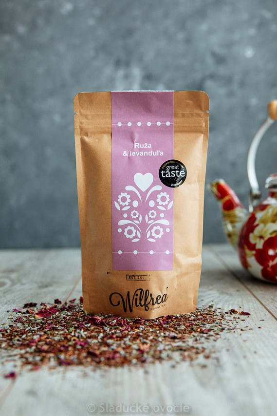 Sypaný čaj - Ruža & Levanduľa 50 g