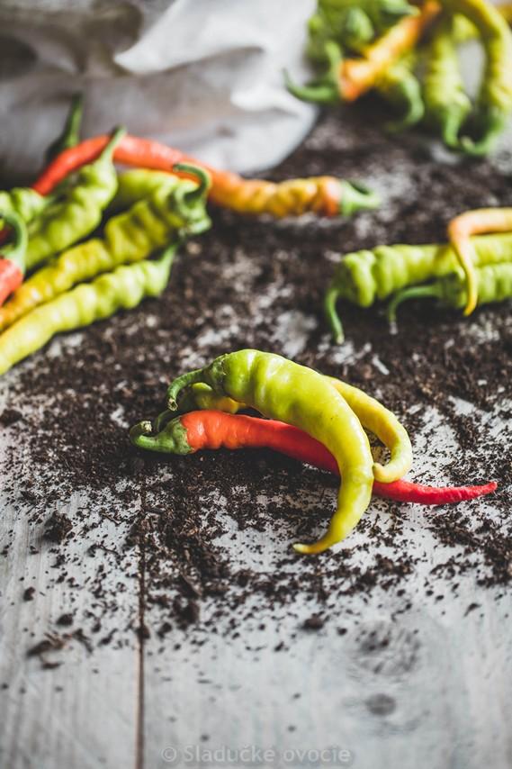 Zelenina - Baraní roh štipľavý