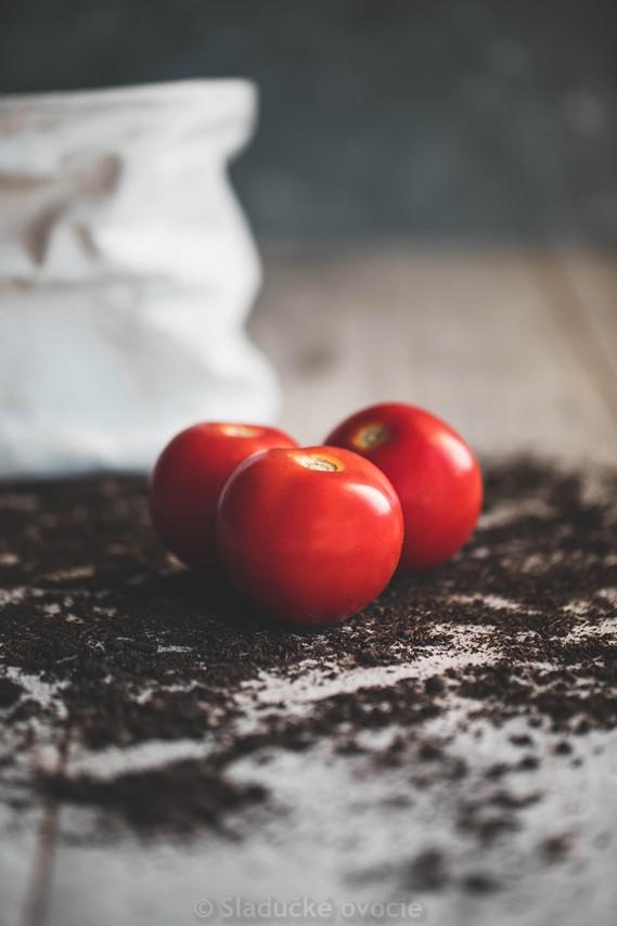 Zelenina - Klasické domáce rajčiny II. trieda