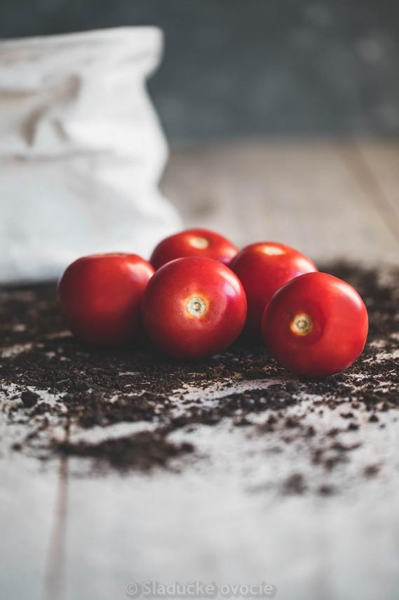 Zelenina - Klasické domáce rajčiny