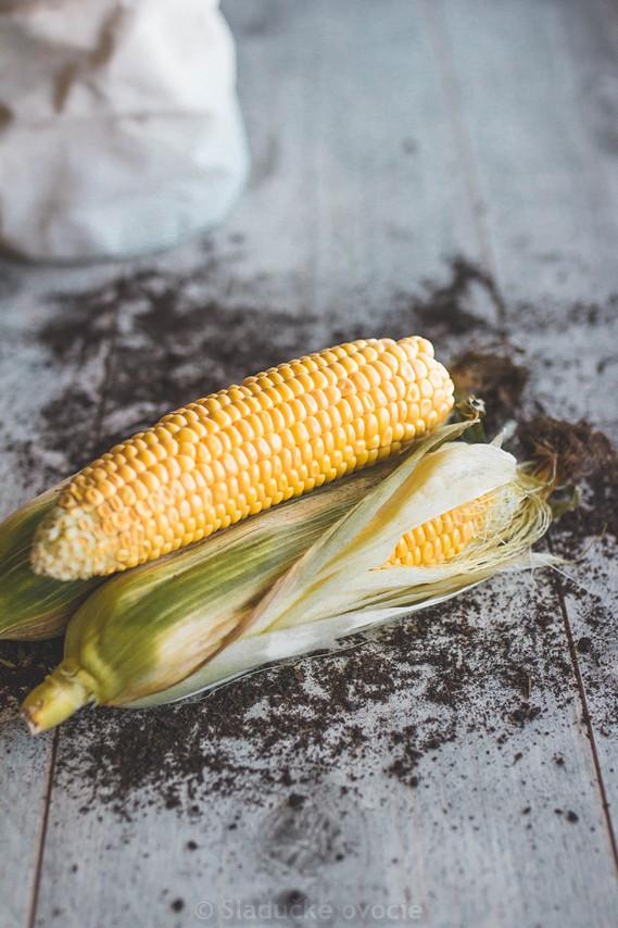 Zelenina - Lahôdková kukurica