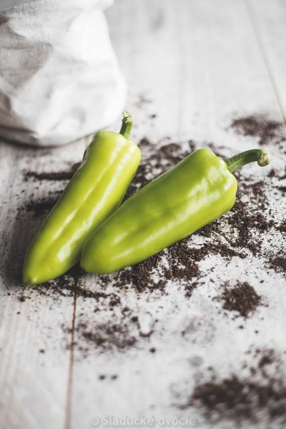Zelenina - Paprika sladká
