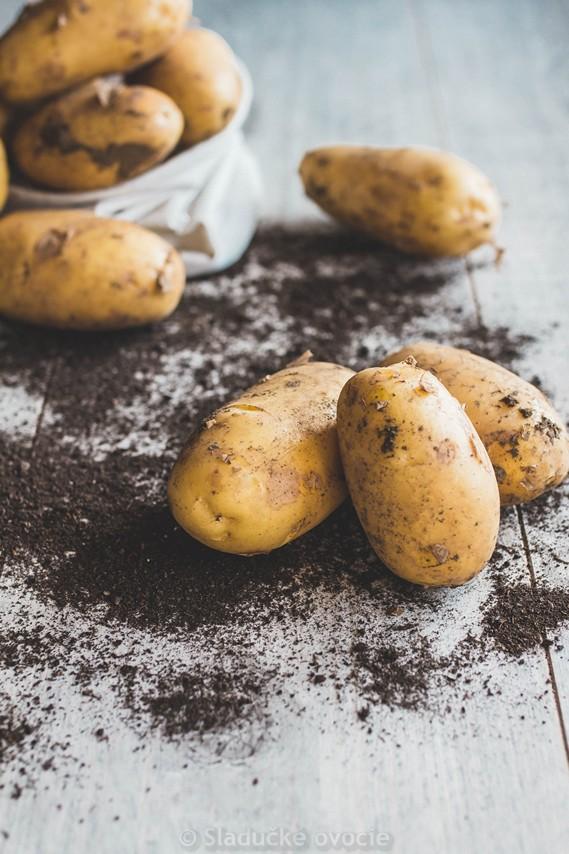 Zelenina - Zemiaky NOVÉ konzumné